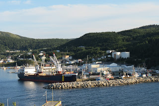 Quebec ship