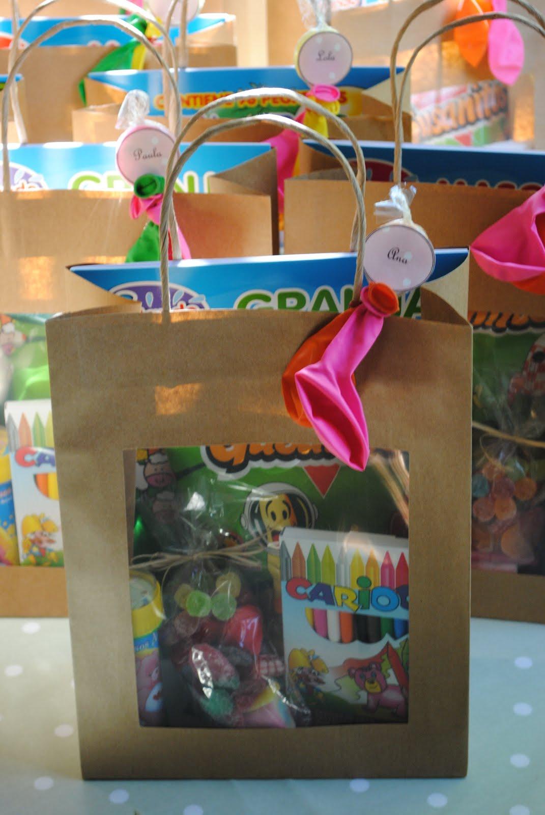 Los detalles de bea 23 bolsas dulces cargadas de for Detalles de decoracion