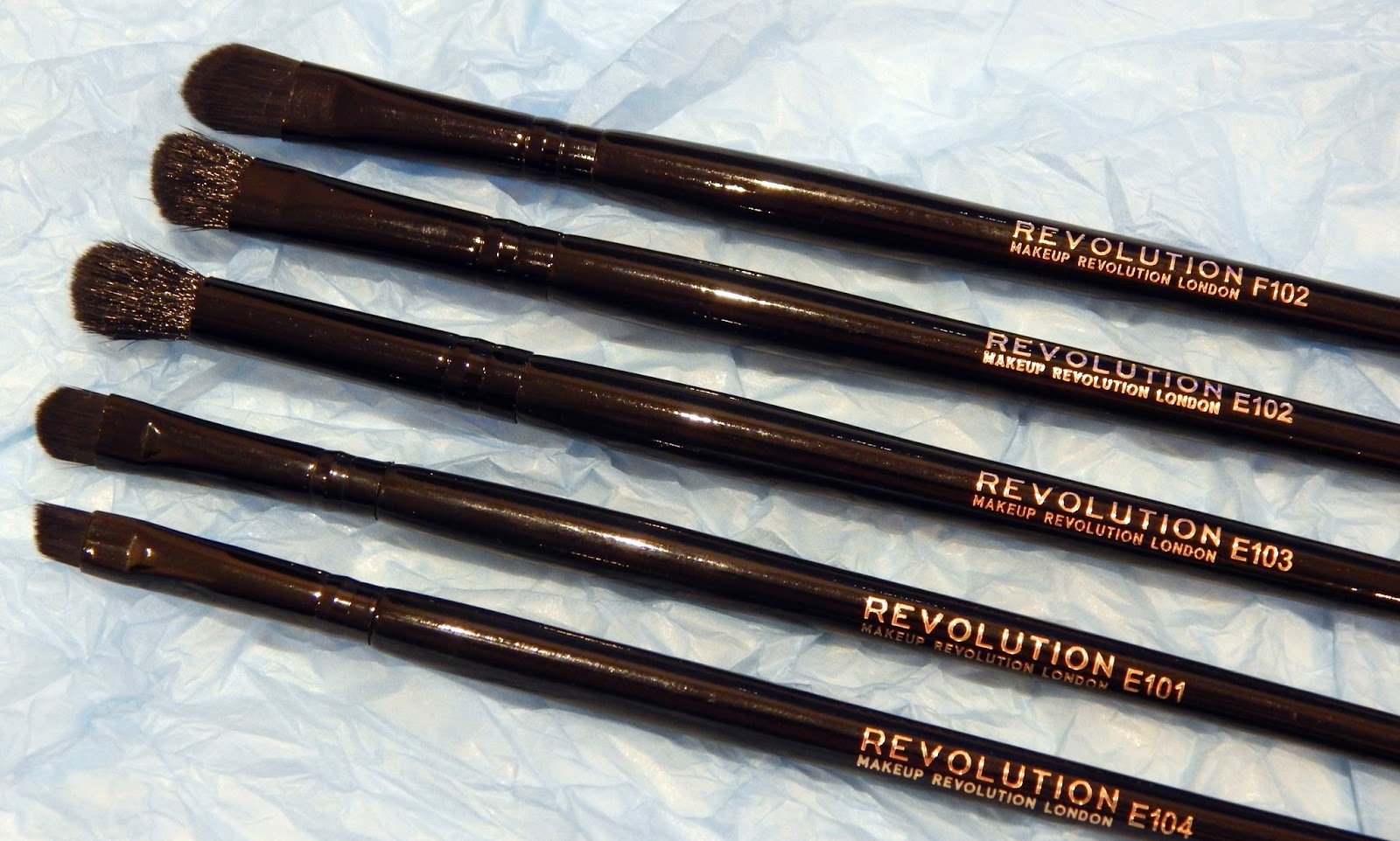 Makeup Revolution Pro Makeup Brushes