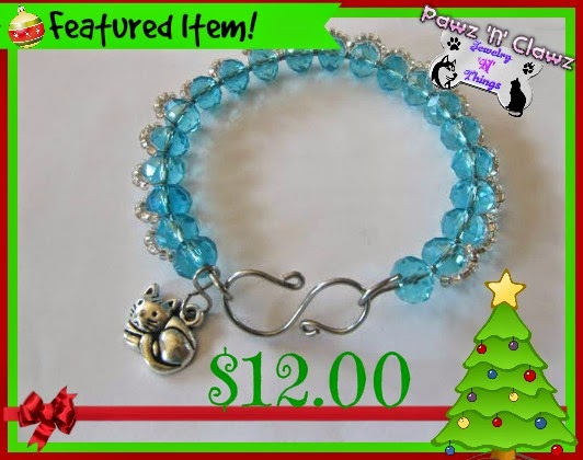 affordable handmade pet jewelry, cats