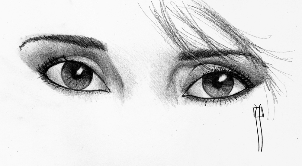List of Synonyms and Antonyms of the Word: ojos dibujo lapiz