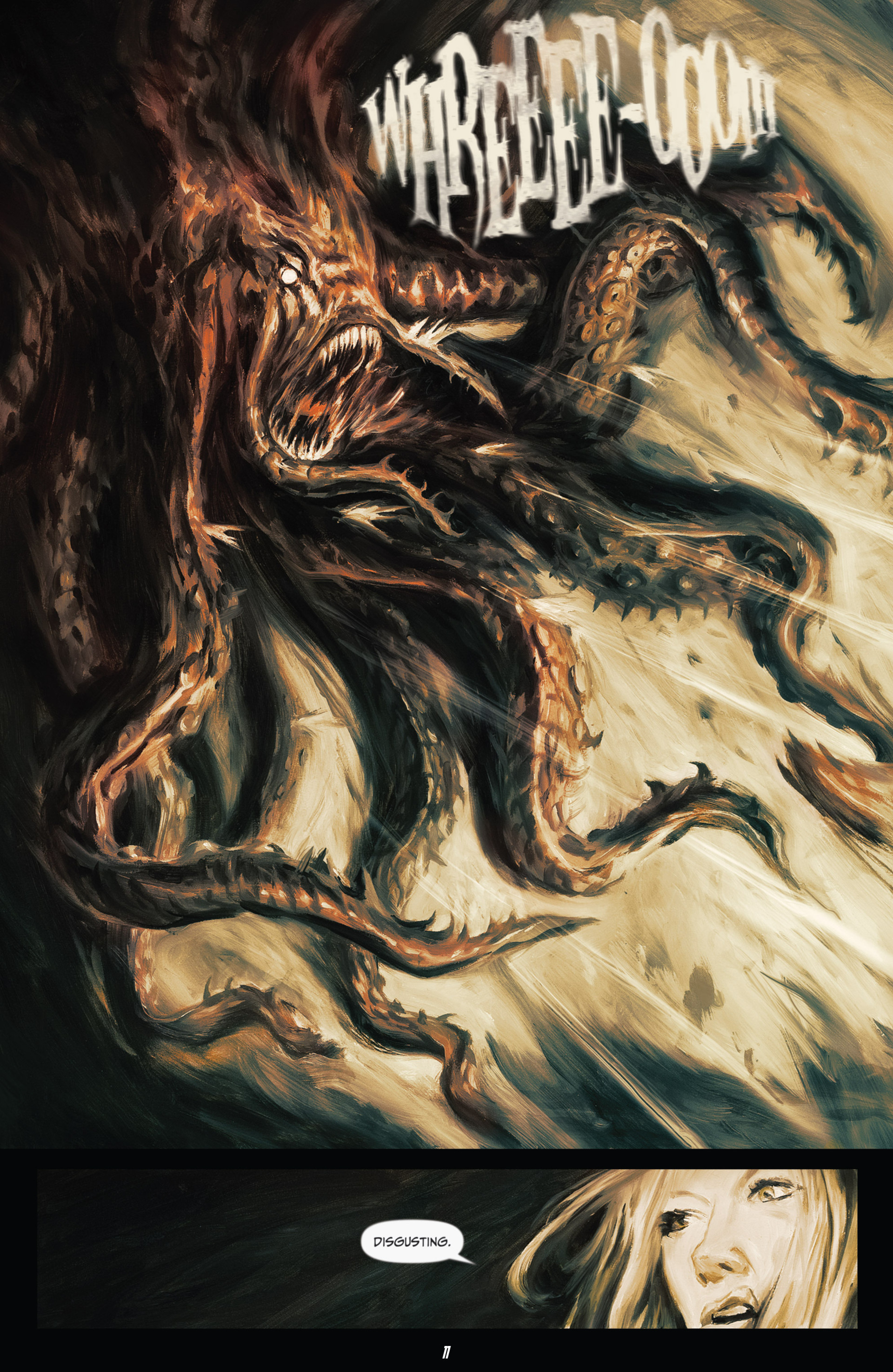 Read online Judge Dredd (2012) comic -  Issue #21 - 13