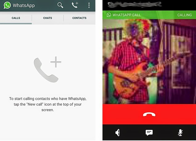 How to Activate WhatsApp Voice Calling