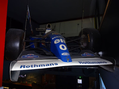 Damon Hill Race Winning Williams F1 Car!