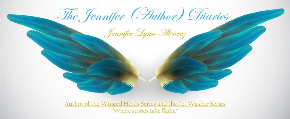 The Jennifer (Author) Diaries