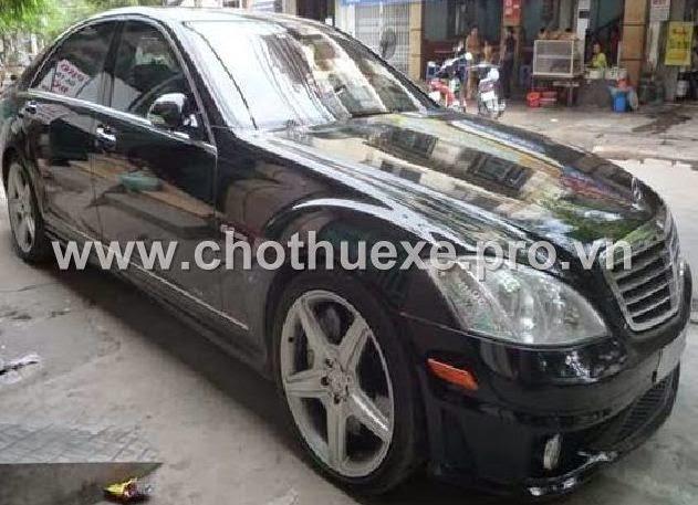 Dịch vụ cho thuê xe giá rẻ Mercedes tại Đức Vinh Trans, Hà Nội