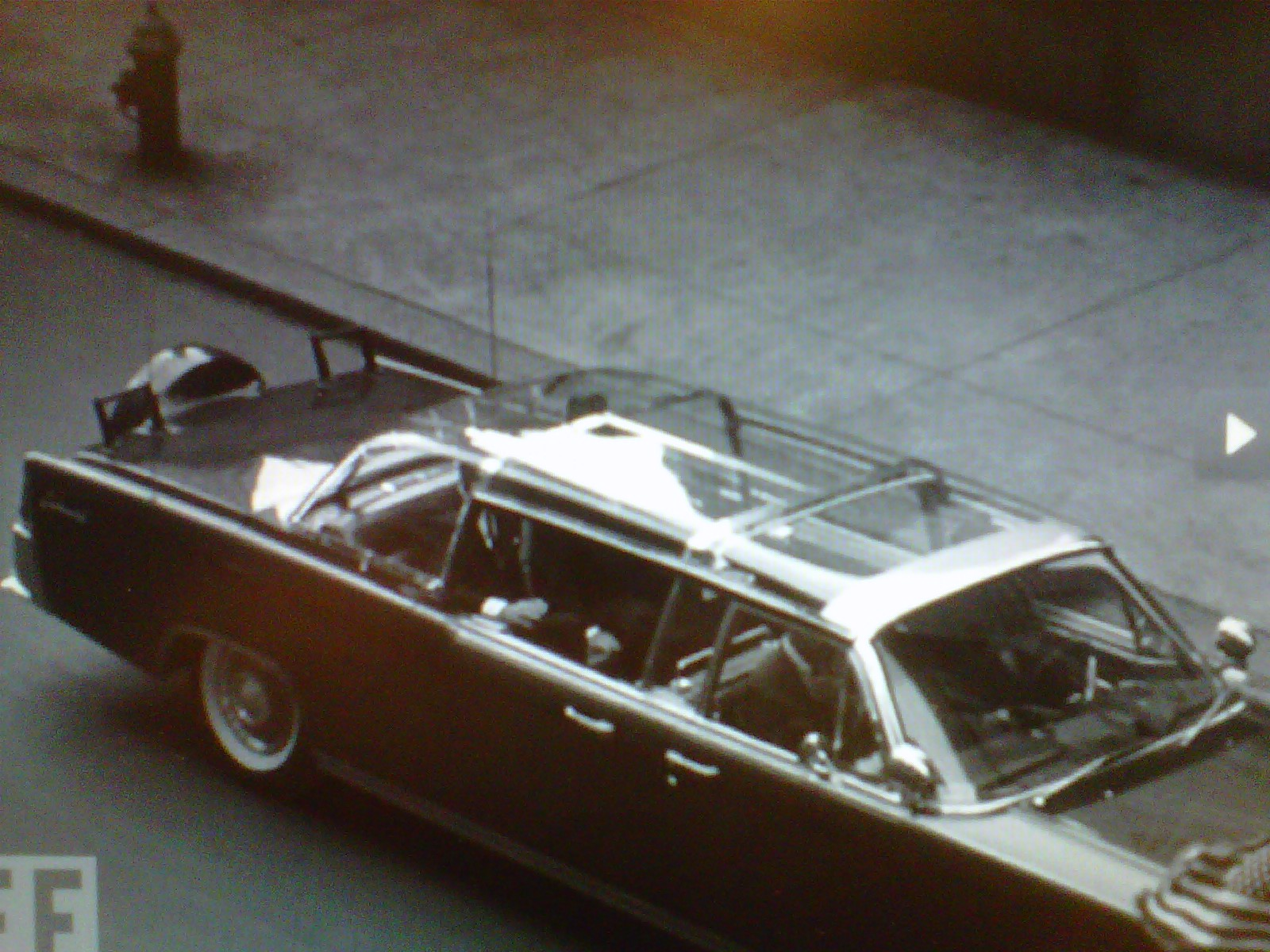 JUST DISCOVERED: 5/19/62, New York, NY-JFK & the bubbletop