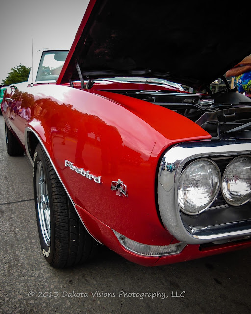 Top 5 Car Show Photography Tips: Firebird