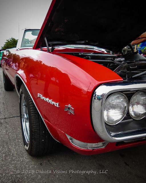 Top 5 Car Show Photography Tips: Firebird