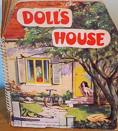 Westminster Books 521A Bancroft Co Dolls House