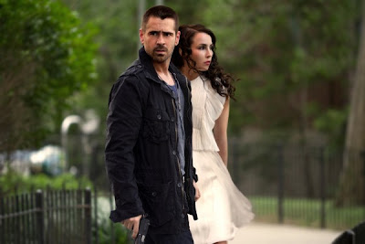 Noomi Rapace and Colin Farrell Star in Dead Man Down