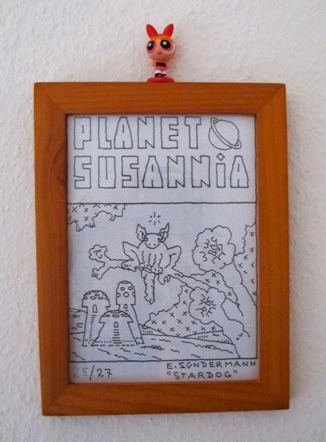 Planet Susannia