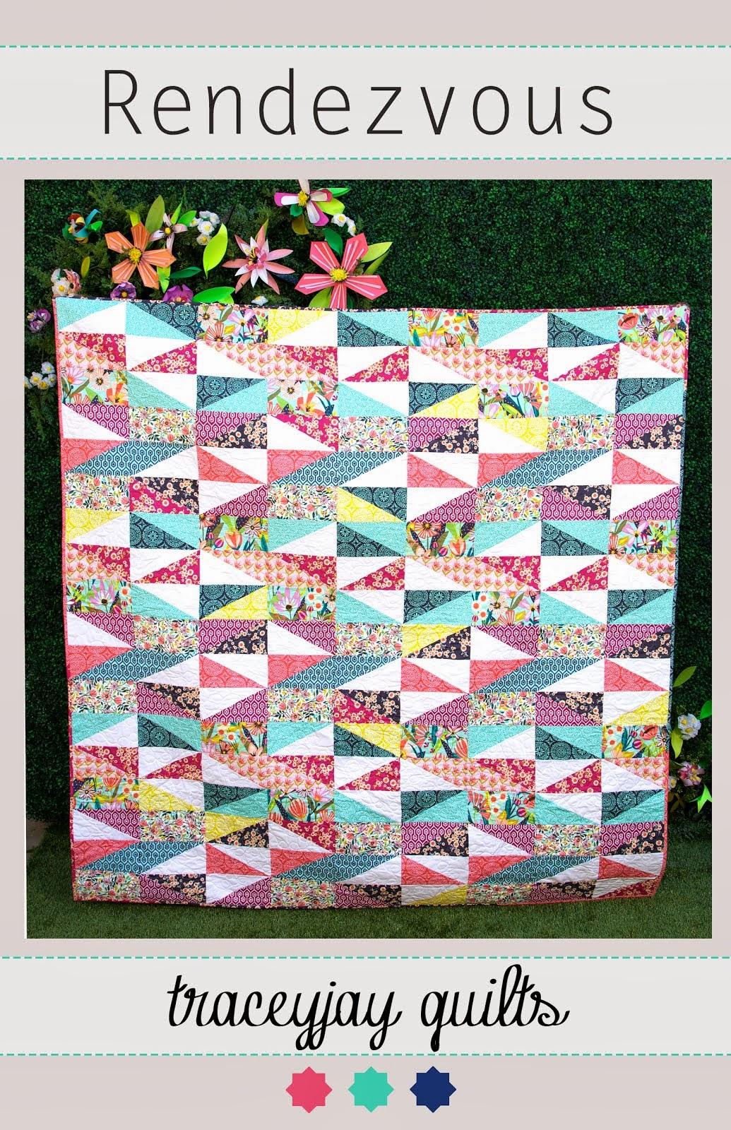 Rendezvous Quilt pattern