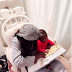 Tiwa Savage pictured teaching her son to how read and speak Yoruba (Photo)