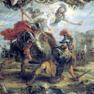 Ахилл и Гектор