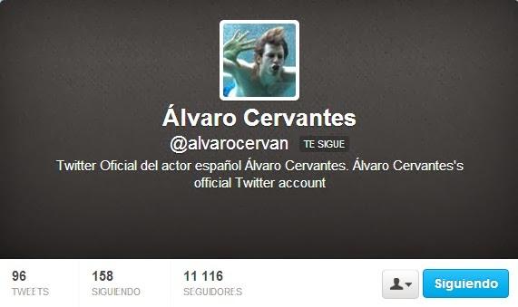 Sigue a Álvaro en twitter