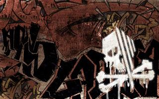 Gambar Tulisian Grafiti Unik