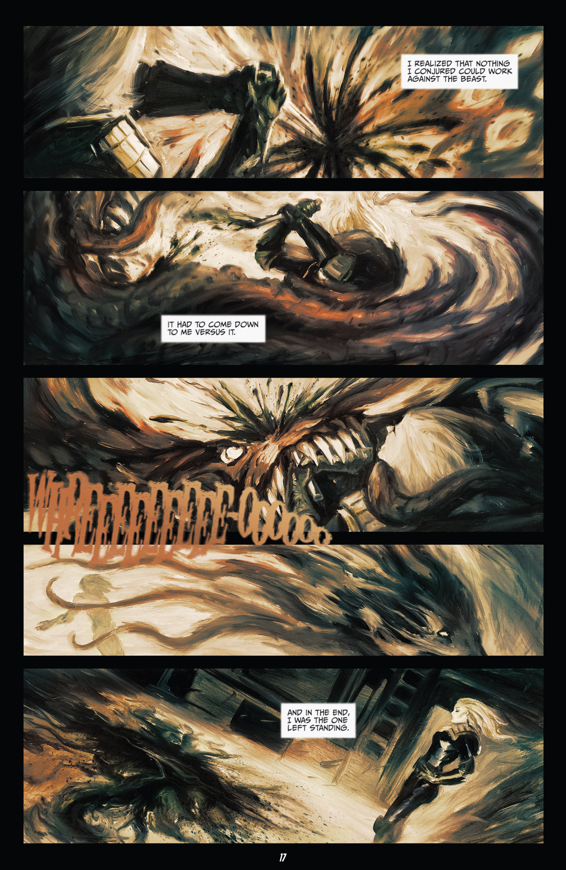 Read online Judge Dredd (2012) comic -  Issue #21 - 19