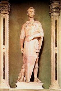 Скульптуры Донателло