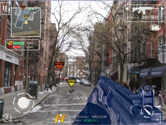 Modern Combat 5: Blackout v.1.0.0 [Apk+Datos] [Android] [DF]