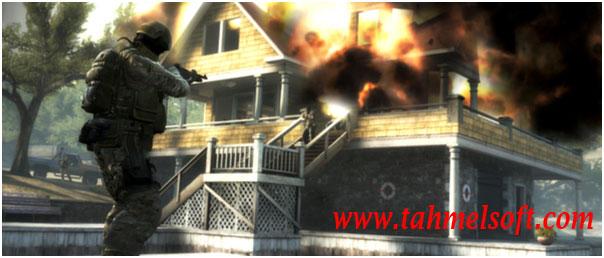 تحميل لعبة الاكشن كونتر سترايك 2015 counter-strike coobra.net