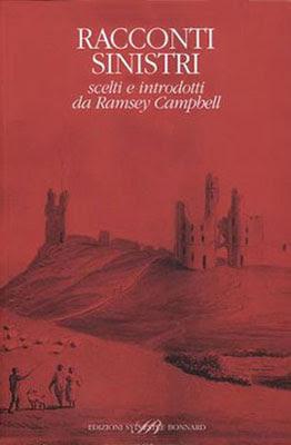 Racconti sinistri, 2006, copertina