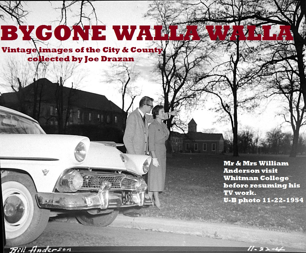 Bygone Walla Walla: vintage images of the City and County ...