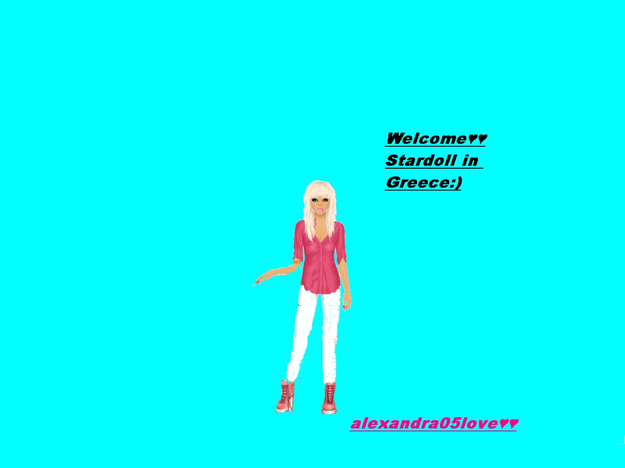 Stardoll In Greek