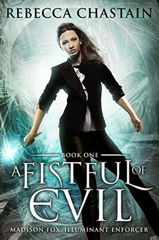 A Fistful of Evil by Rebecca Chastain Giveaway Winner