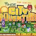 Spritzer Tinge City Adventure Online Game Contest