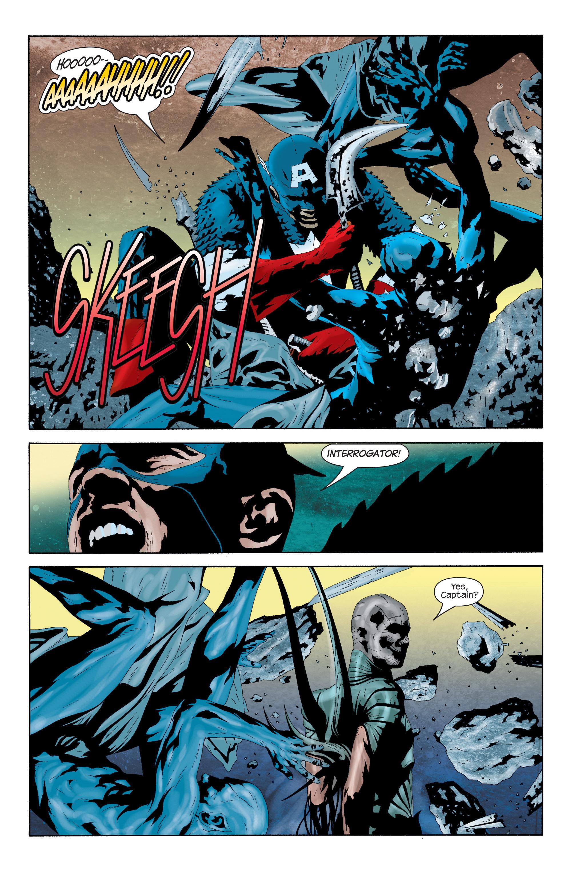 Captain America (2002) Issue #15 #16 - English 13