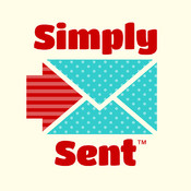 Stampin Up! Simply Sent App