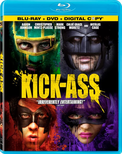 Kick-Ass 2 (2013) BluRay 720p 800MB Ganool