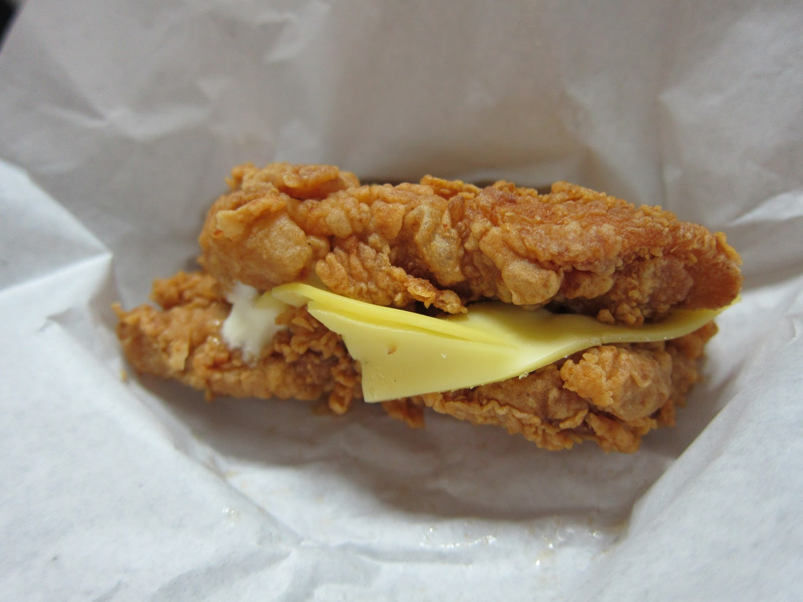 How much is the Zinger Double Down  ZDD  Zinger Double Down