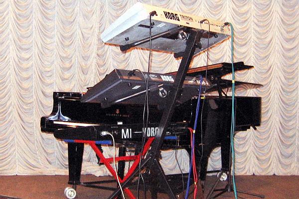 Andrey Klimkovsky's instruments