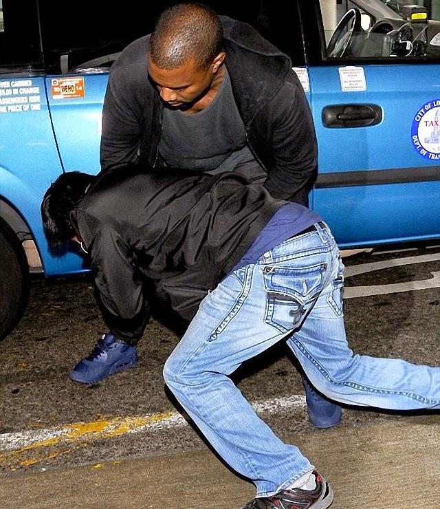 Kanye West le gusta pelearse