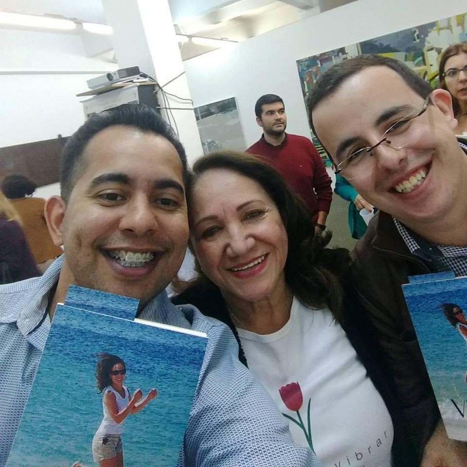 Hermesom Ornilo, Lú Ianzer e Renam de Oliveira