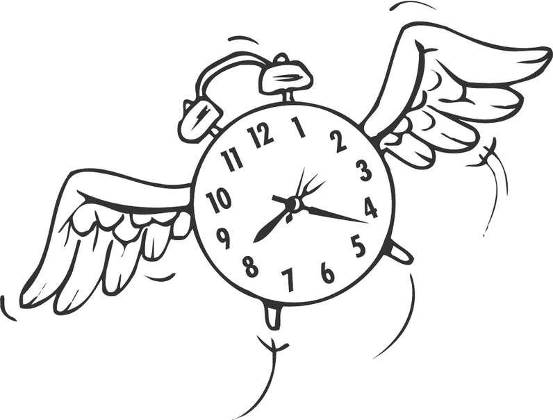 how time flies Time flies definition: 1 used to mean that time passes surprisingly quickly: 2 a certain period has passed surprisingly quickly:  learn more.