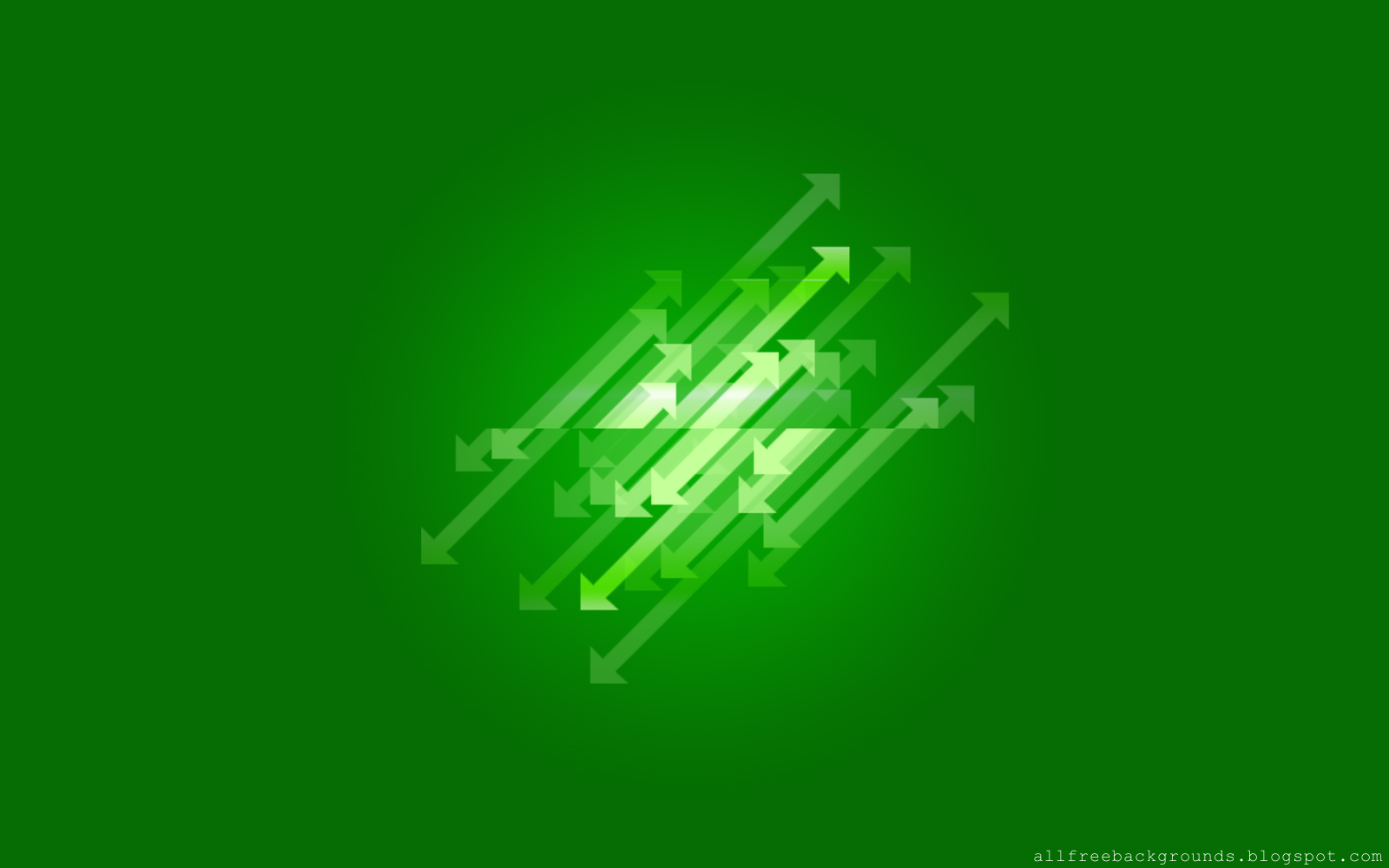 Green color Simple background