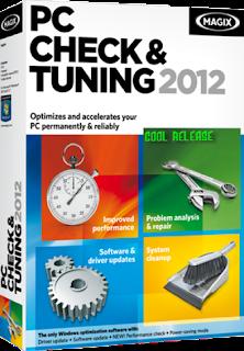 Free Download Magix PC Check & Tuning 2012