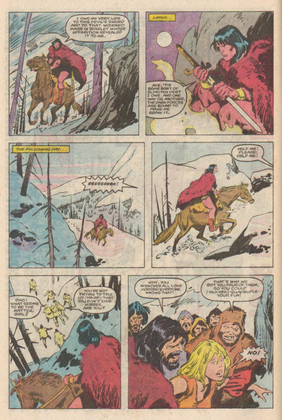 Conan the Barbarian (1970) Issue #169 #181 - English 6