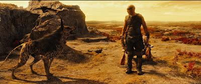 Riddick Vin Diesel Image