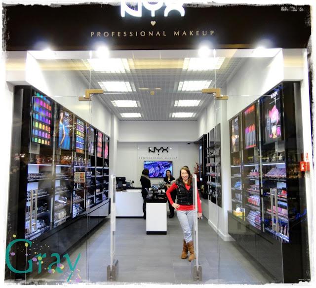 Relacja z otwarcia salonu NYXa w Warszawie