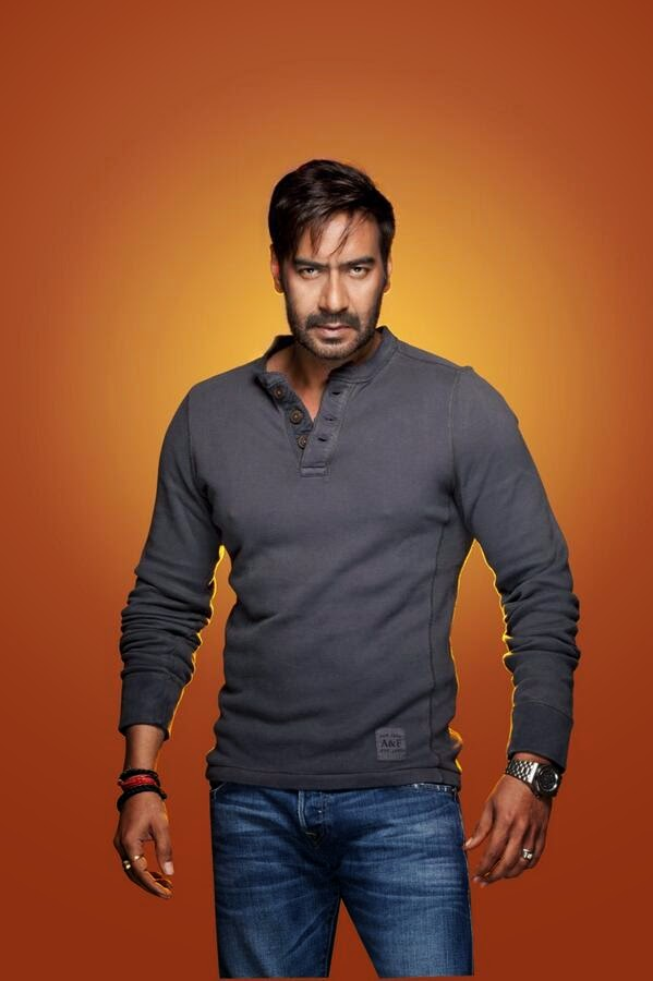 Singham Returns - 2 - Ajay Devgn, Rohit Shetty