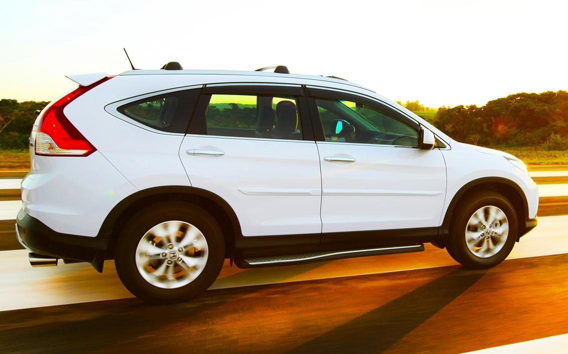 Honda lança CR-V 2013 a partir de R$ 98.900