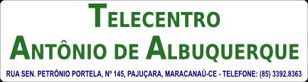 Telecentro Antonio de Albuquerque Filho