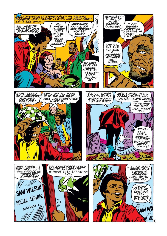Captain America (1968) Issue #134 #48 - English 5
