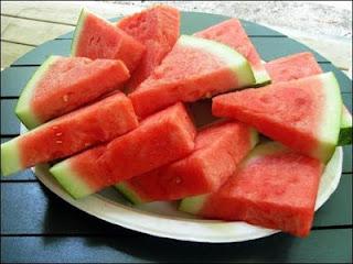 Jus semangka membantu meringankan nyeri otot