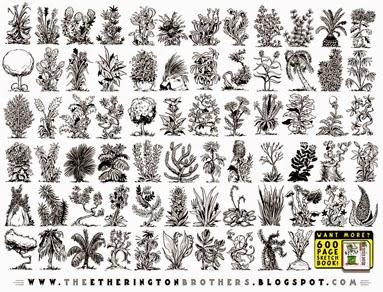 http://studioblinktwice.deviantart.com/art/70-Plant-And-Flower-Designs-528290439