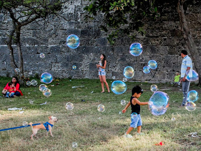 Bubbles, Cartagena